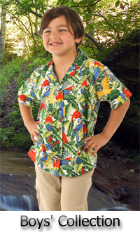 Hawaiian Shirts logo 6